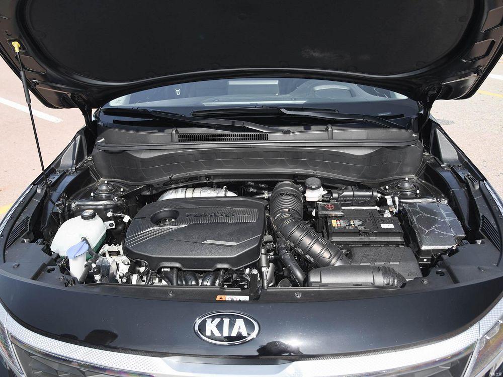 Характеристики двигателя Киа Селтос