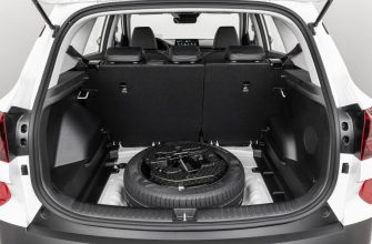 Размер багажника Киа Селтос
